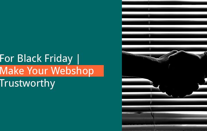 Trustworthy webshop