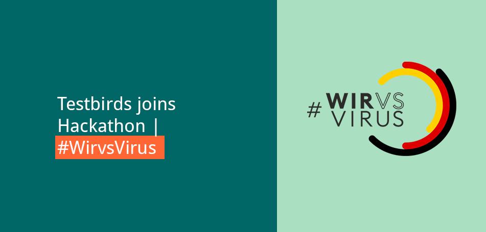 Hackathon wirvsvirus