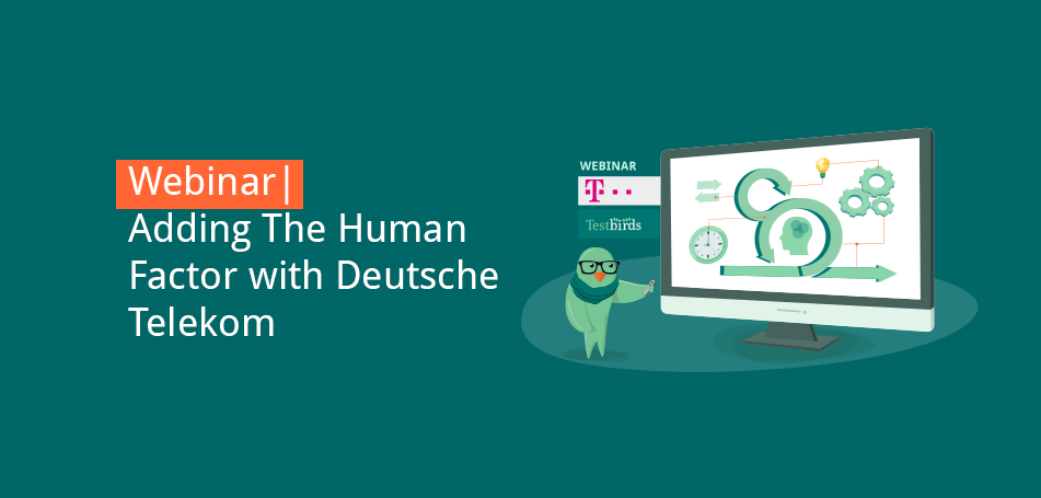"Test Automation is Not Enough | ""Adding the Human Factor"" with Deutsche Telekom & Testbirds"