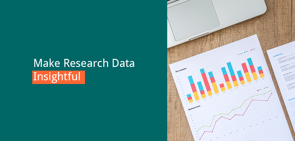 make research data insightful