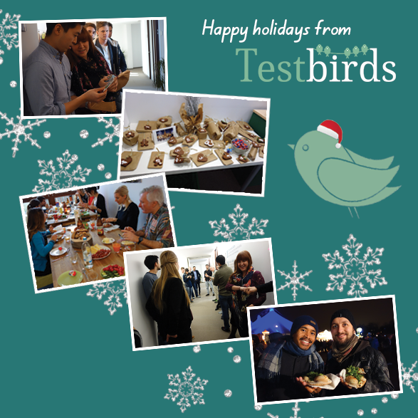 Merry Christmas from Testbirds!