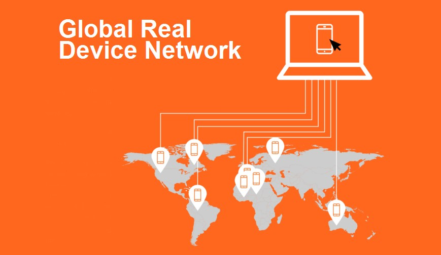 Global Real Device Network