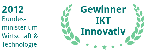 Award-bundesministerium-wirtschaft-ikt-innovativ