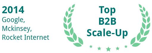 google-mckinsey-rocket-internet-top-b2b-scale-up