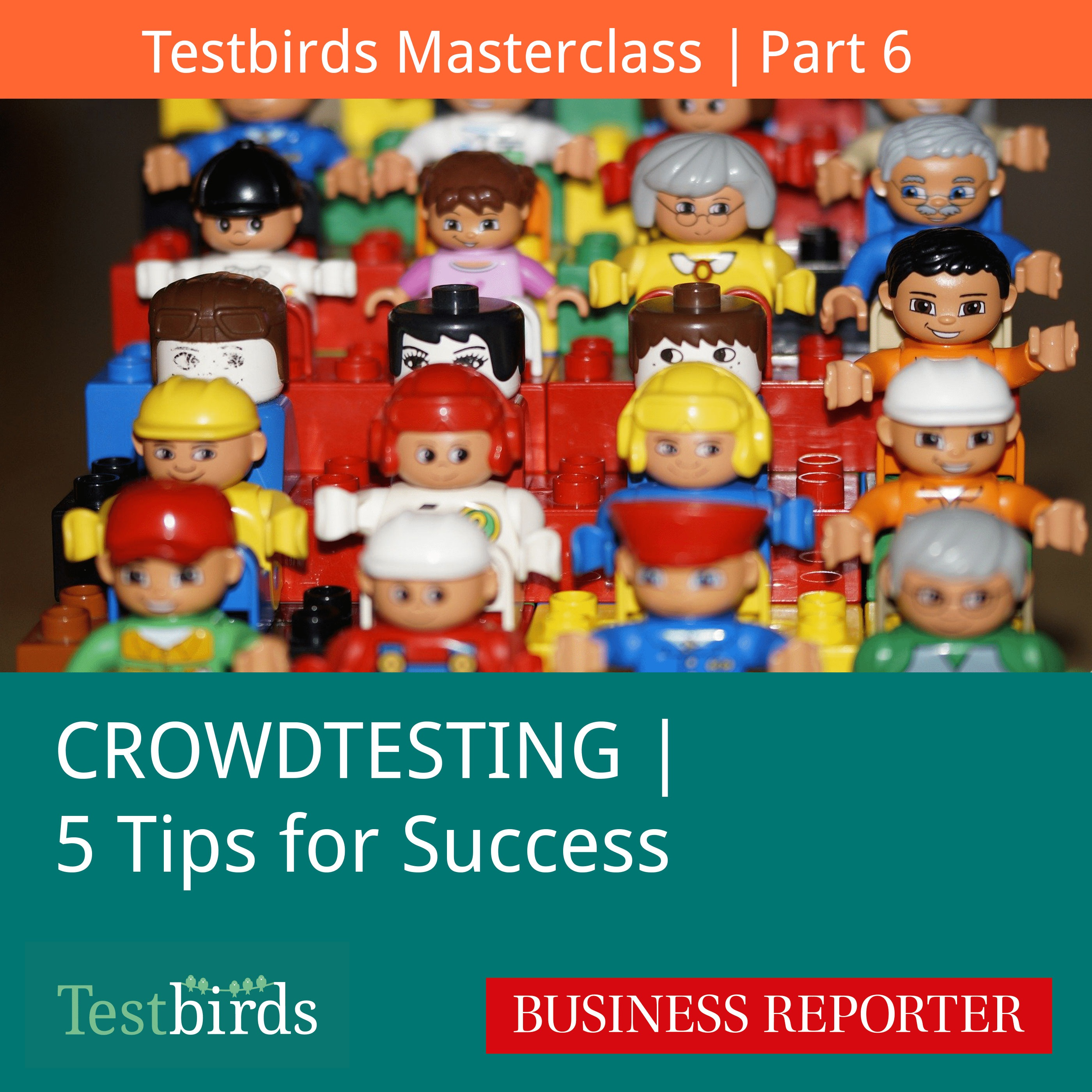 Innovative App & Web Testing   Crowdtesting – Testing in Real-World Conditions