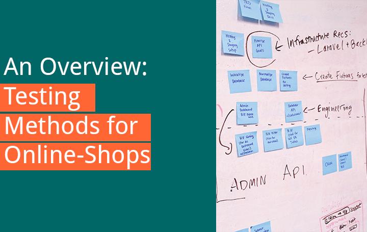 Testing-Methods-Online-Shops