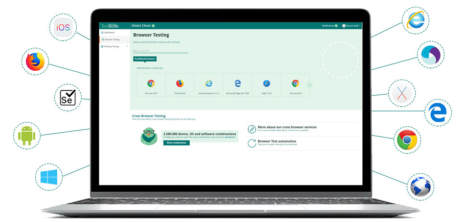 A look into our Device Cloud packages
