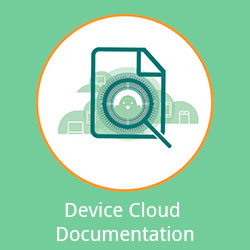 Documentation Device Cloud