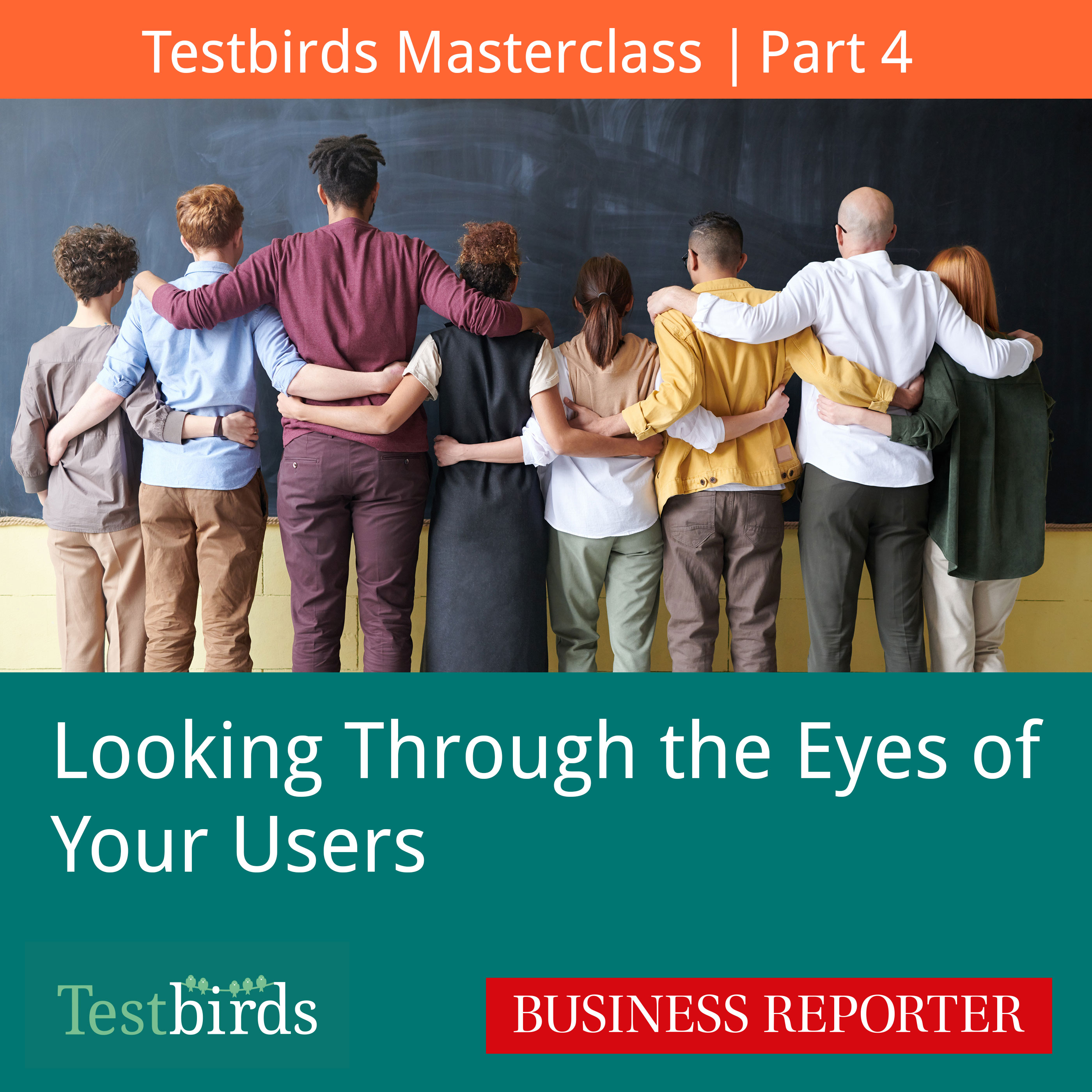 Innovative App & Web Testing   UX Testing – Looking Through the Eyes of Your Users