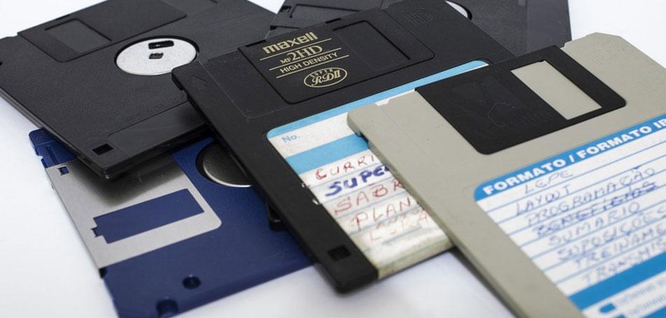 Flashback Friday: Floppy Disk