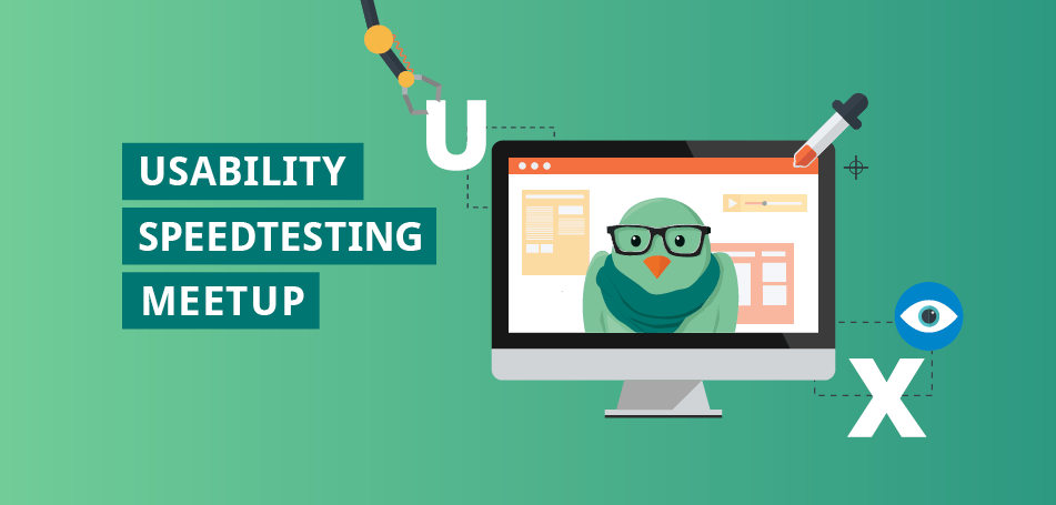 Celebrating the 1st Usability Speedtesting MeetUp at Testbirds