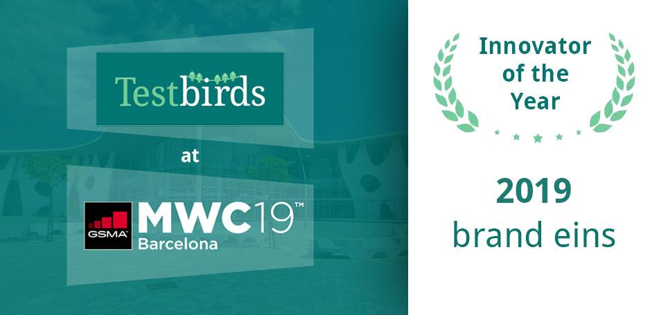 Testbirds wins Innovator 2019 Award