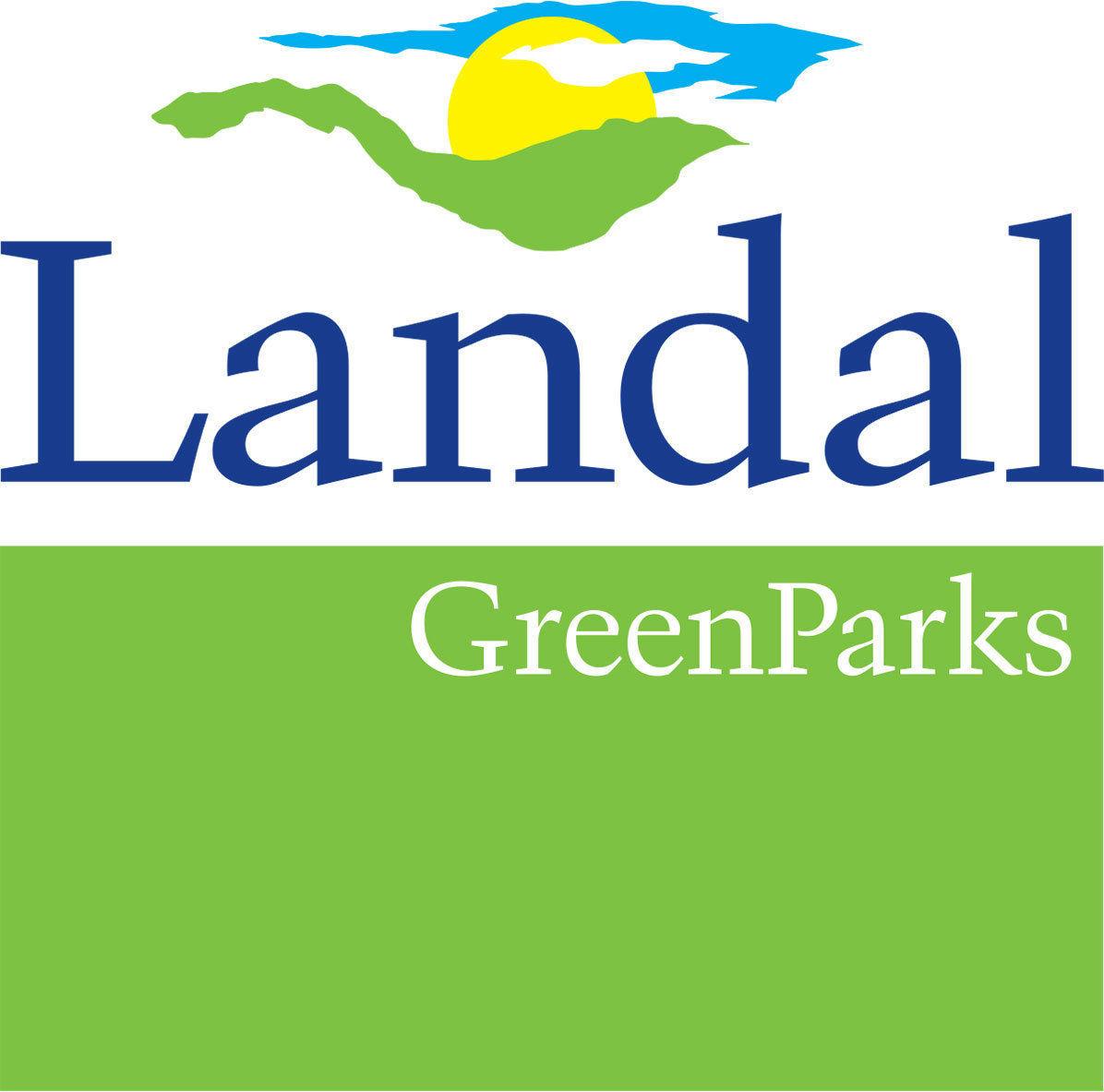 Landal Logo Testbirds