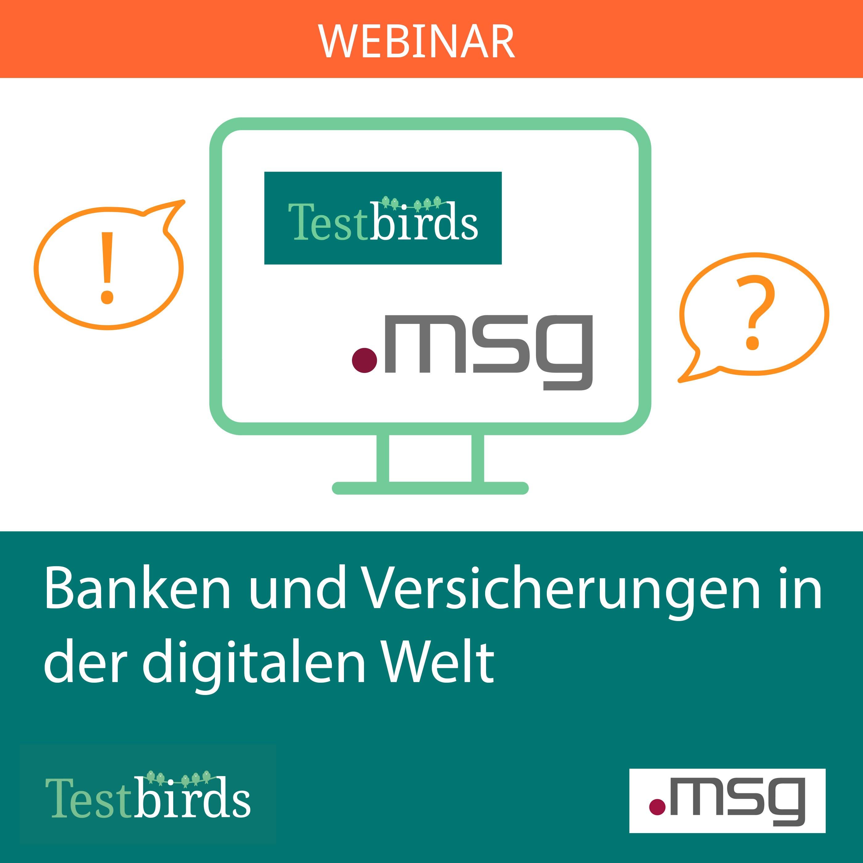 Banken und Versicherungen in der digitalen Welt