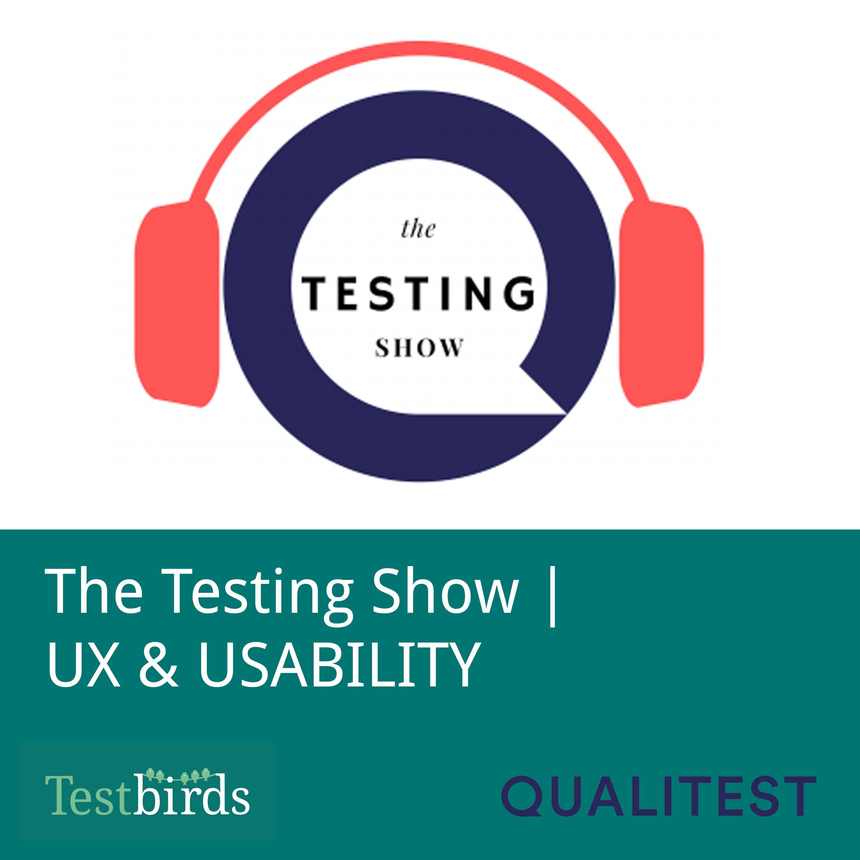 Webinars: UX, Usability & Functional Testing