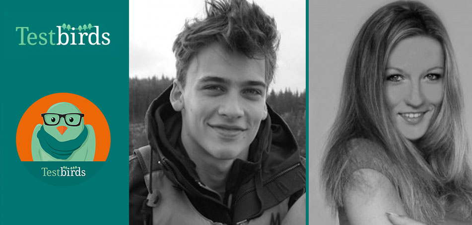 Meet our End-to-End Testers: Dominik and Doris